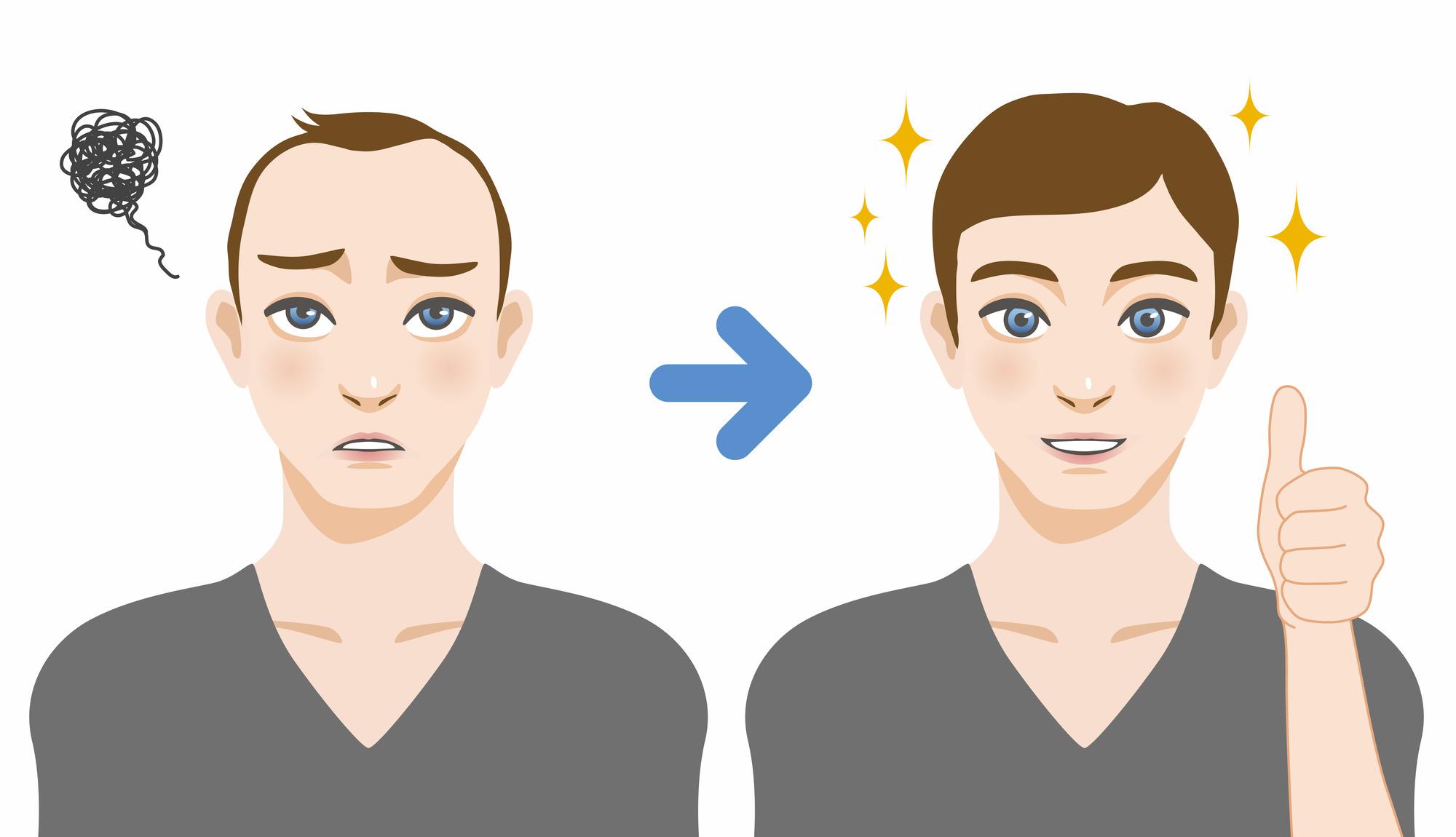 サプリと併用がおすすめ!評判の育毛剤効果を高める方法